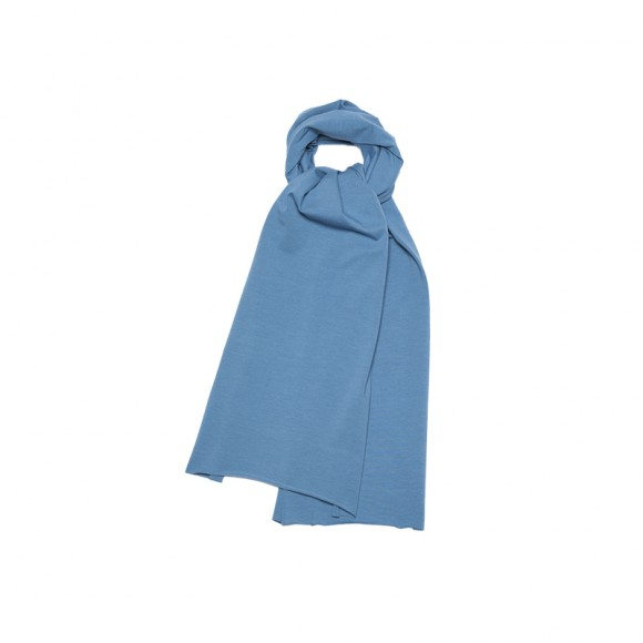 MINGO  Echarpe bleue  (Prix initial : 17.00€)