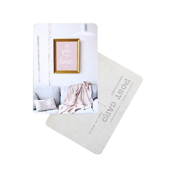 Cinq Mai Carte postale Love at home
