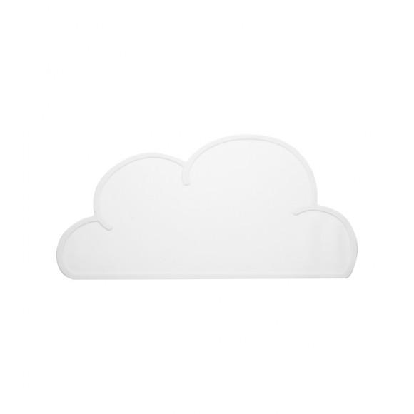Set de table nuage blanc