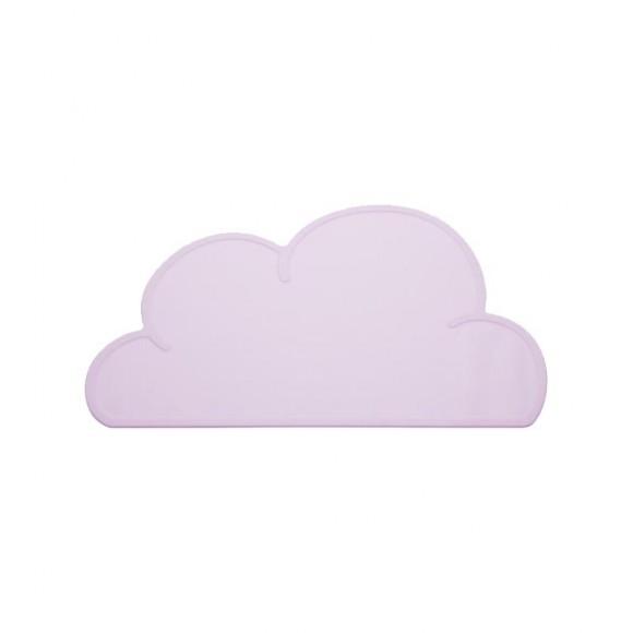 Set de table nuage rose