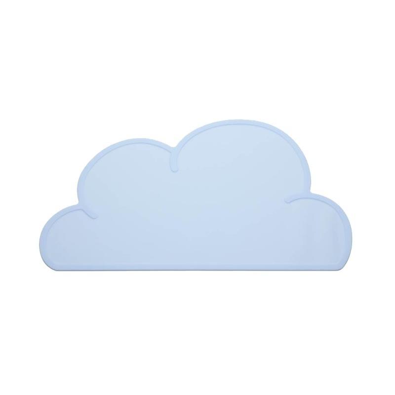 Set de table nuage bleu