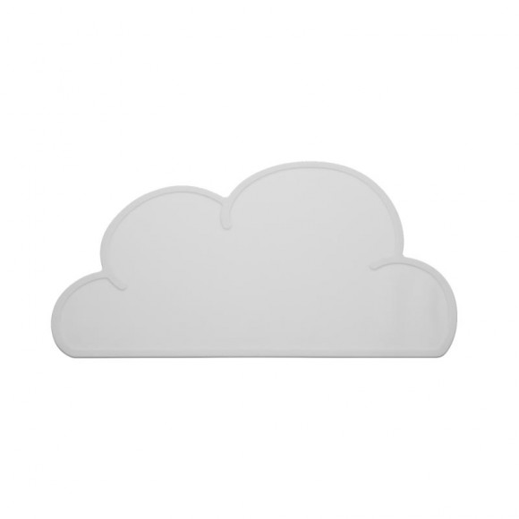 Cloud table set grey