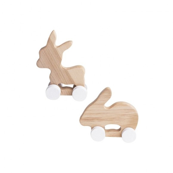 Pinchtoys Pinch Donkey and Rabbit