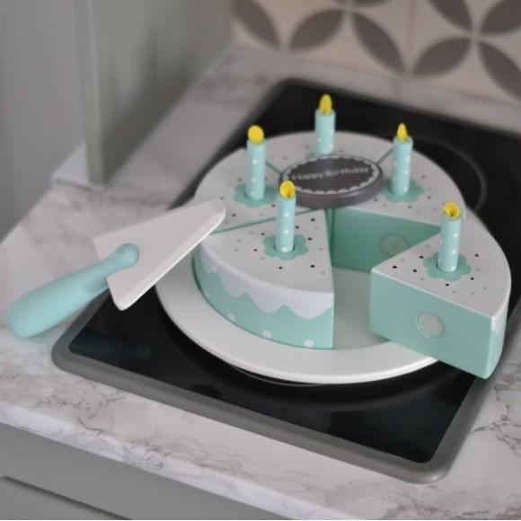 KID'S CONCEPT  Gâteau d'anniversaire