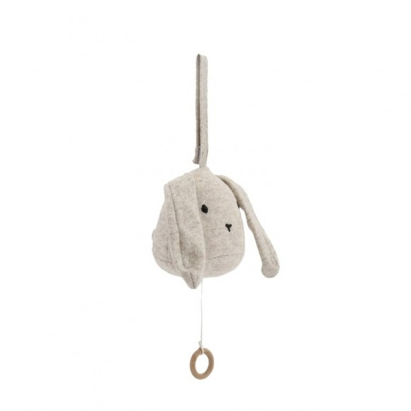 Mobile musical lapin camel