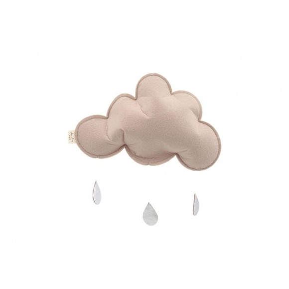 Mobile nuage Marron glacé Konges Slojd