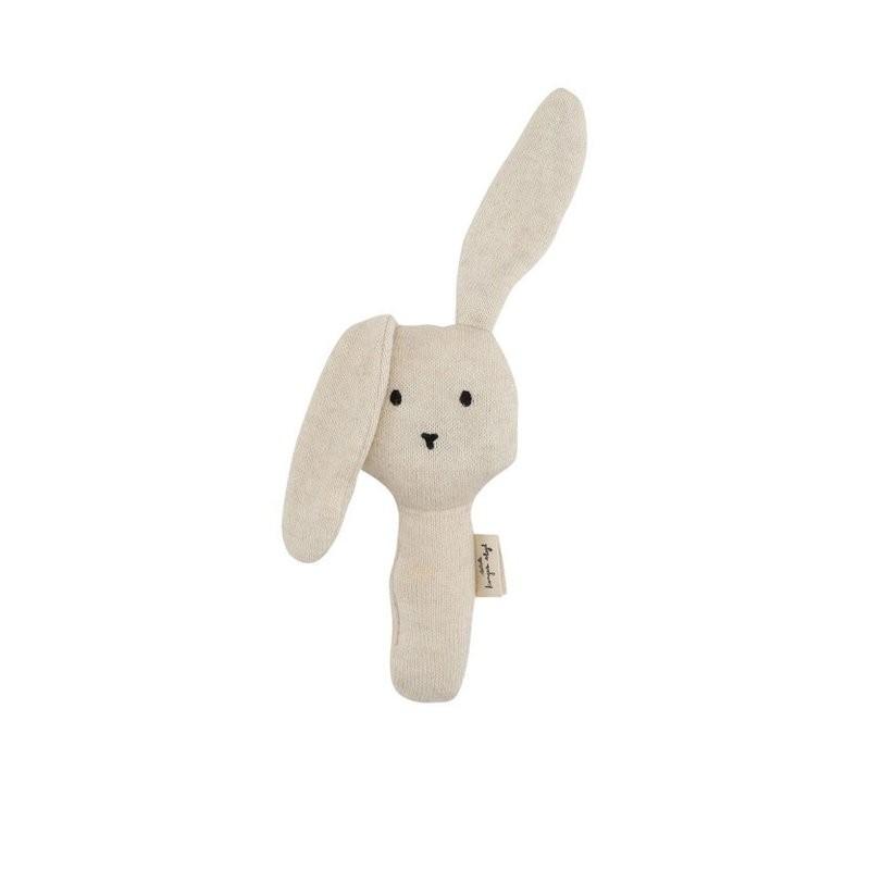 Activity Hand rabbit off white Konges Slojd