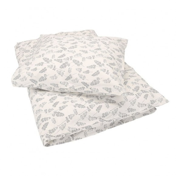 Beaumont baby bedding white
