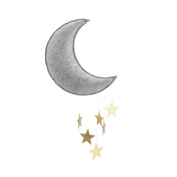 Moon Mobile Gold Konges Slojd
