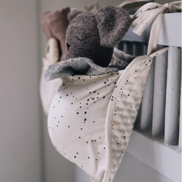Quilted bedpockets etoile Konges Slojd