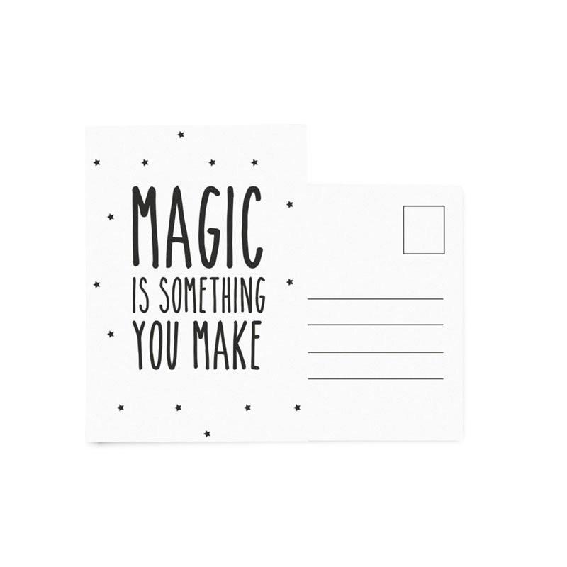 5579aaa5262 Post Card Magic Eef Lillemor - Yellow Flamingo