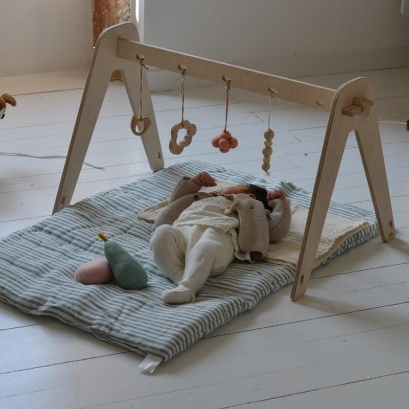 arche d 39 veil en bois loullou yellow flamingo. Black Bedroom Furniture Sets. Home Design Ideas