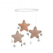 Mobile étoiles automne Bonet et Bonet