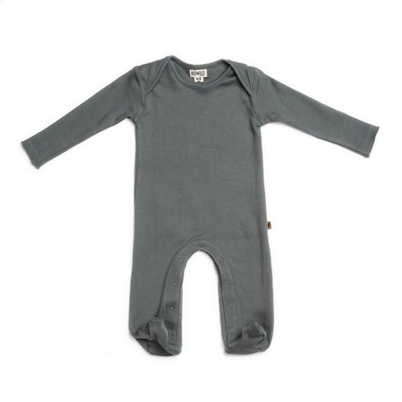 Pyjama Pétrole en coton GOTS