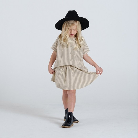 Chemise Stripes Rylee and Cru