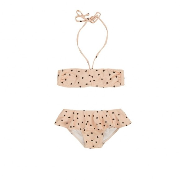 Bikini Dots Diamonds Rylee and Cru