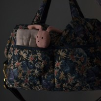 Quilted mommy bag Marquis Konges Slojd