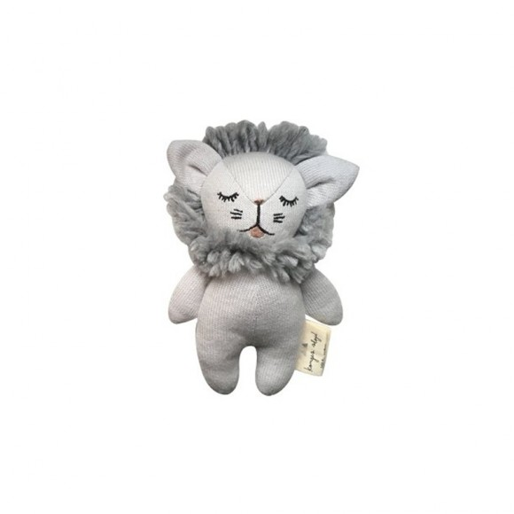 Hochet mini lion Konges Slojd