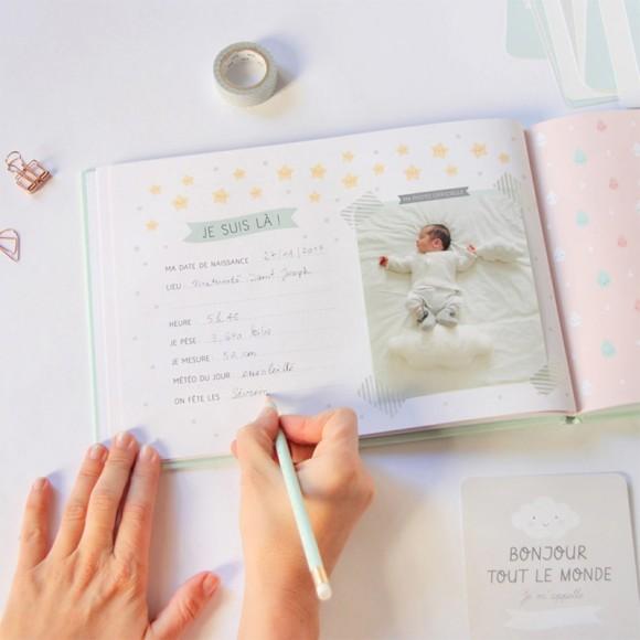 Mon livre de bébé Zü