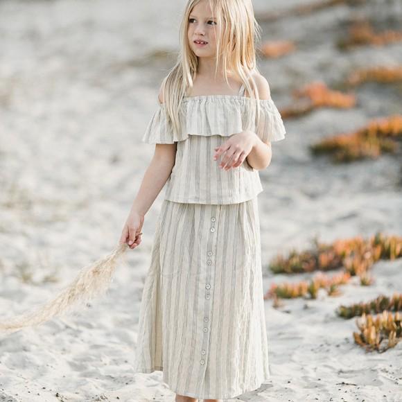 Skirt stripe Rylee and Cru