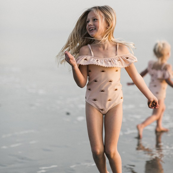 Maillot de bain soleil Rylee and Cru