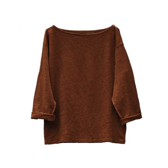T-shirt lin Heliolin arizona Le Petit Germain