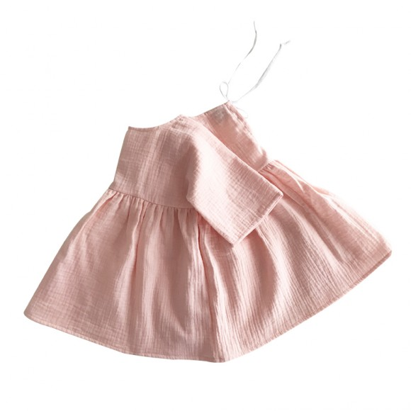 Robe Liilu dress rose Liilu