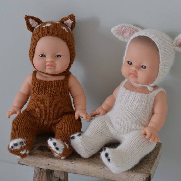 Baby doll rabbit Paola Reina