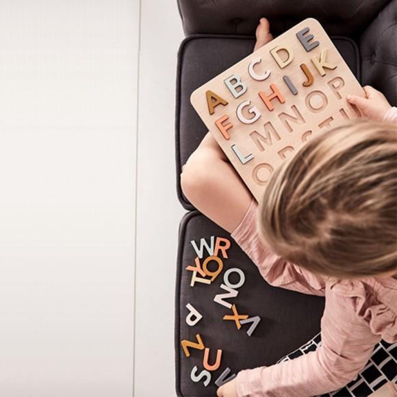 ABC puzzle Kid's Concept