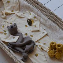 Newborn pants lemon Konges Slojd