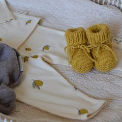 Newborn pants lemon Konges Slojd