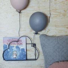 Porte-revues nuage gris ByON