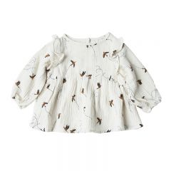 Blouse moineaux Rylee and Cru