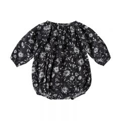 Floral bubble romper Rylee and Cru