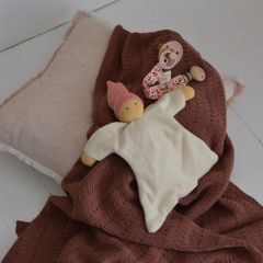 Nuckel doll pink Nanchen Natur