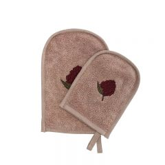Partager hand wash cloth Mulberry Konges Slojd