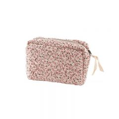Cita Mommy Makeup Bag Small Cerise Konges Slojd
