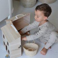 Maison de poupée en bois Olli Ella