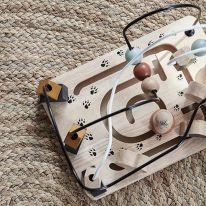Boulier labyrinthe en bois Neo  Kid's Concept