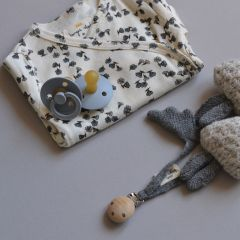 New born onesie Petit fleur Konges Slojd