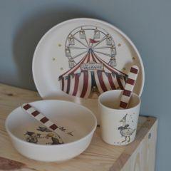 Set de vaisselle Cirque Konges Slojd