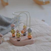 Boulier Labyrinthe mini en bois Edvin Kid's Concept