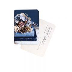 """Post Card """"Bouquet d'hiver"""" Cinq Mai"""