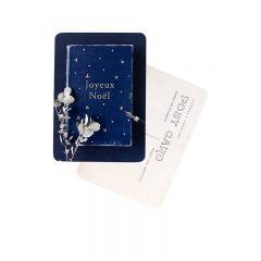 "Carte postale ""Joyeux Noël"" Cinq Mai"