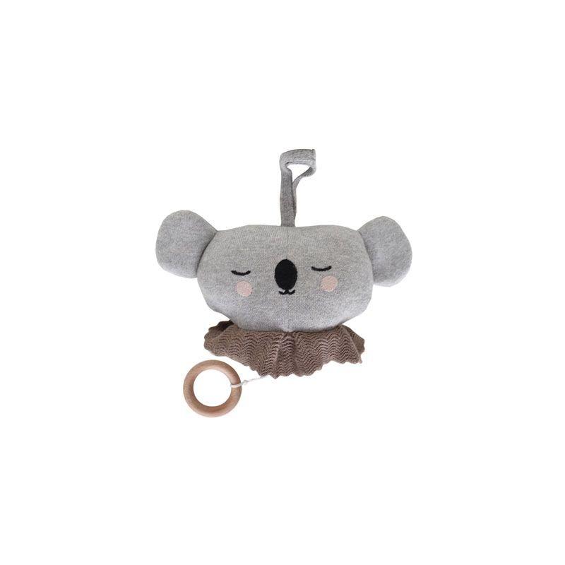 Mobile musical circus koala Eef Lillemor