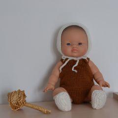 """Ensemble vêtements pour poupée """"Héloïse""""  Paola Reina"""