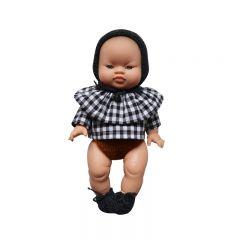 """Ensemble vêtements pour poupée  """"Rachel"""" Paola Reina"""