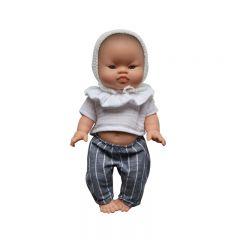 """Ensemble vêtements pour poupée """"Suzie"""""""