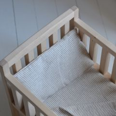 Doll bed linen