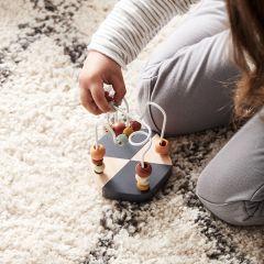 Boulier Labyrinthe mini en bois Neo Kids Concept